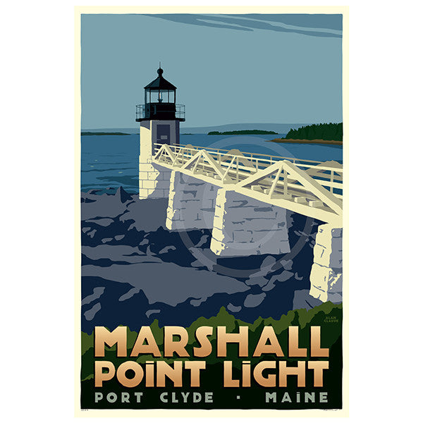 Marshall Point Light - ME