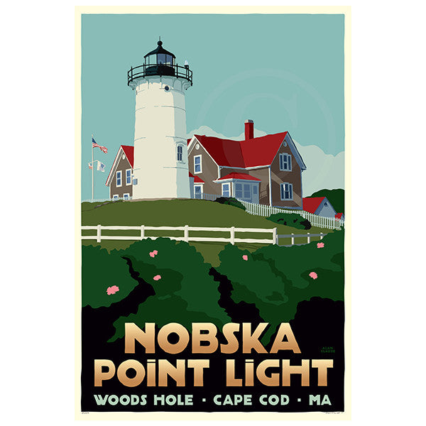 Nobska Point Light - MA