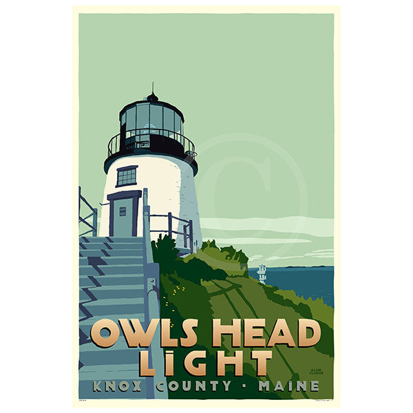 Owls Head Light - ME