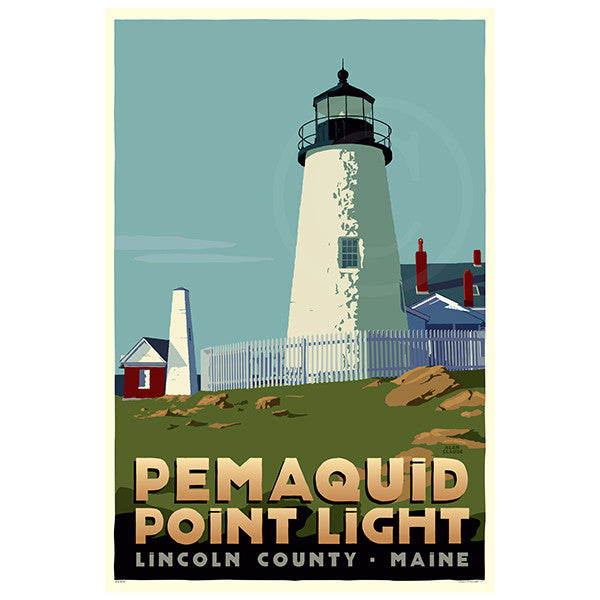 Pemaquid Point Light - ME