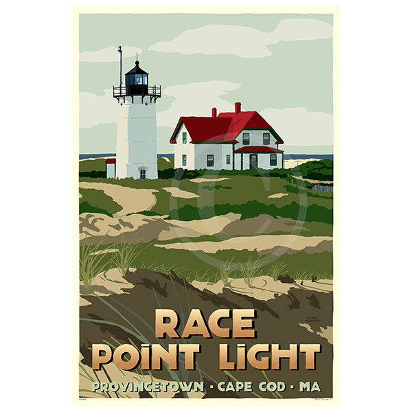 Race Point Light - MA