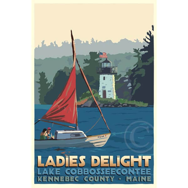 Sailing Ladies Delight Title - ME