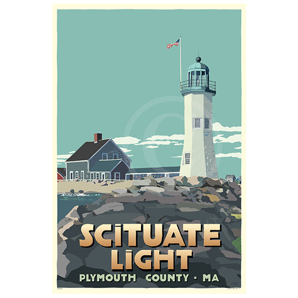 Scituate Light - MA