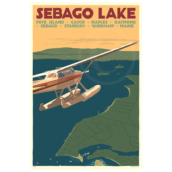 Sebago Lake Seaplane - ME