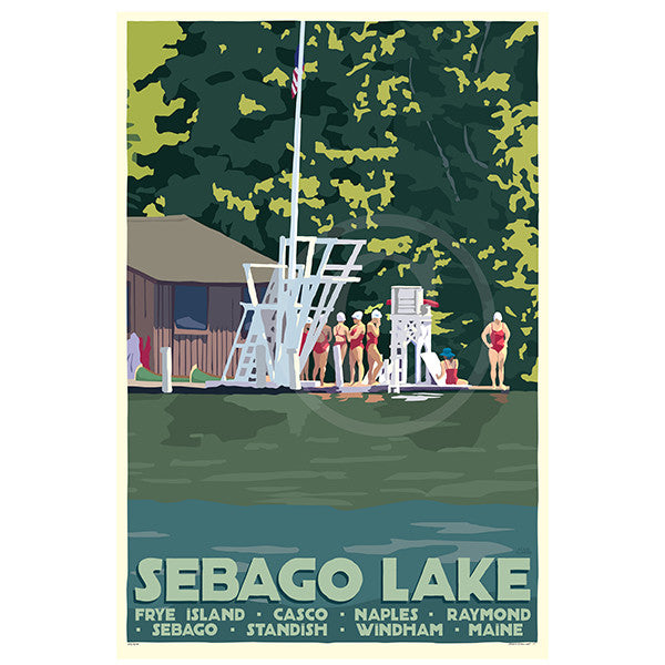 Sebago Lake Swimmers - ME