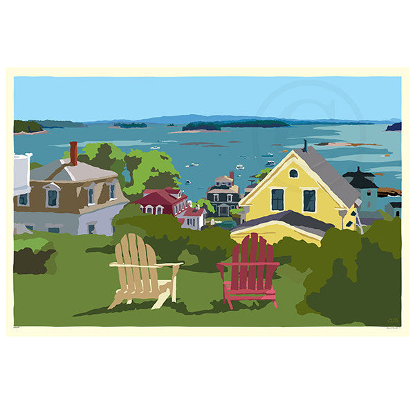 NEW! Stonington Harbor