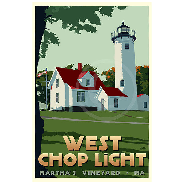 West Chop Light - MA