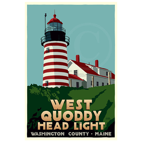 West Quoddy Head Light - ME