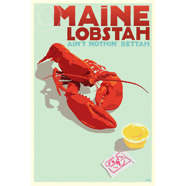 NEW - Maine Lobstah With Butter