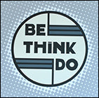 Be Think Do (Grey)