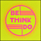 Be Think Do (Yellow)
