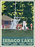 Sebago Lake Seaplane