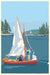 "Hoist The Sail Art Print 36"" x 53"" Wall Poster By Alan Claude"