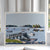 "Sailboats in Boothbay Harbor Art Print 8"" x 10"" Wall Poster - Maine"