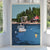 "Lobster Boat at Five Islands Art Print 8"" x 10"" Wall Poster - Maine"