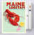 "Maine Lobstah Art Print 18"" x 24"" Wall Poster By Alan Claude"