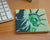 Statue Of Liberty Art Drink Coaster - New York