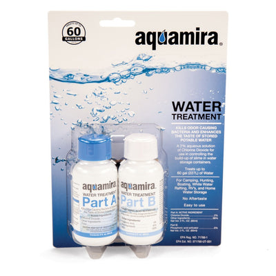 Aquamira® Treatment Drops - 60 ga. Treatment