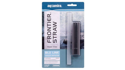 Aquamira Blue Line Frontier Straw Filter