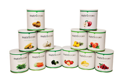 Nutristore™ Fruit and Veggie 12 Pack