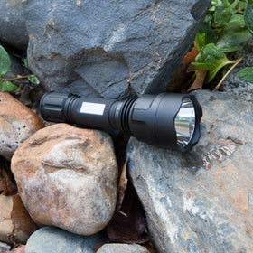ExtremeBeam M4 Scirrako Flashlight - Factory Refurbished*