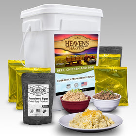 Heavens Harvest Protein Booster - Beef, Chicken, & Eggs