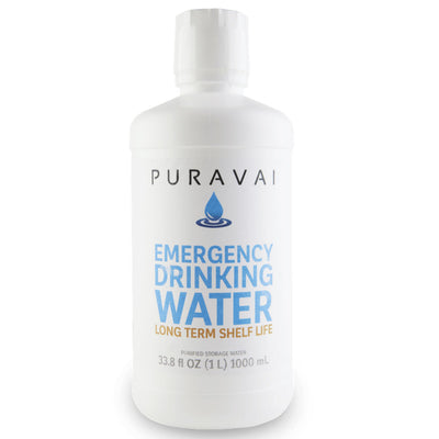 Puravai Water Bottle