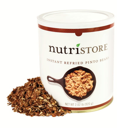 Nutristore™ Instant Refried Beans