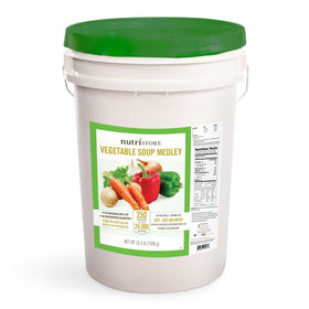 Nutristore™ Vegetable Soup Medley Bucket