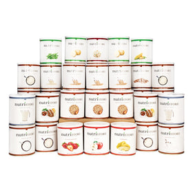 Nutristore™ 3 Month Food Supply