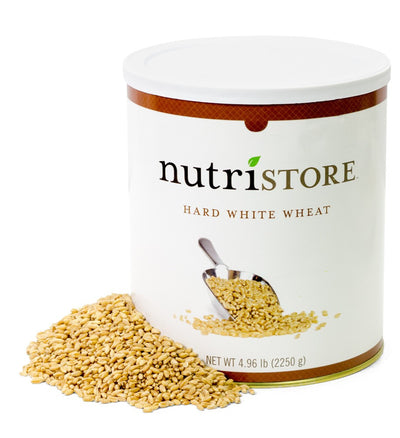Nutristore™ Hard White Wheat
