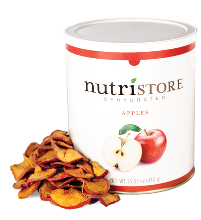 Nutristore™ Apples - Dehydrated