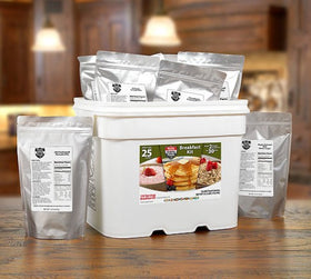 Ready Supply Foods 120 Serving Breakfast Kit