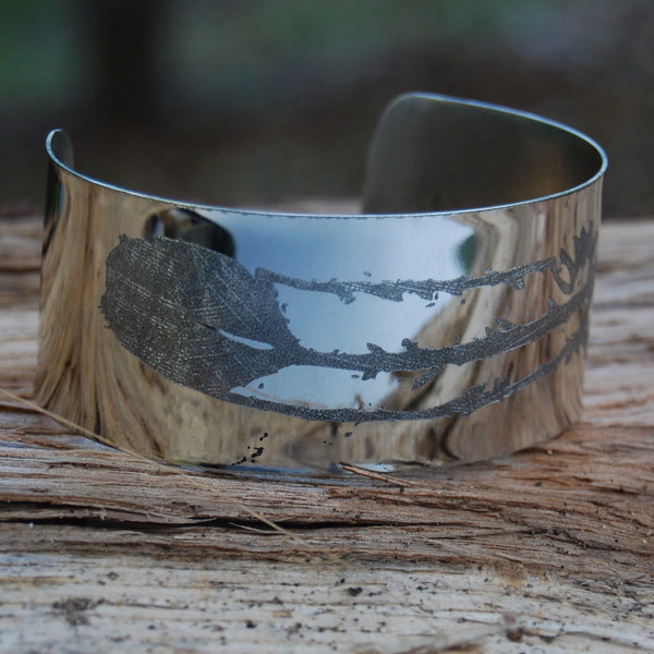 Cherokee Feather Cuff