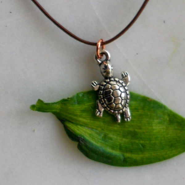 Grandmother Turtle Pendant