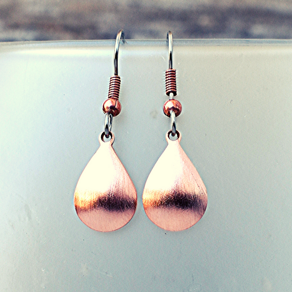 Emma Teardrop Earrings