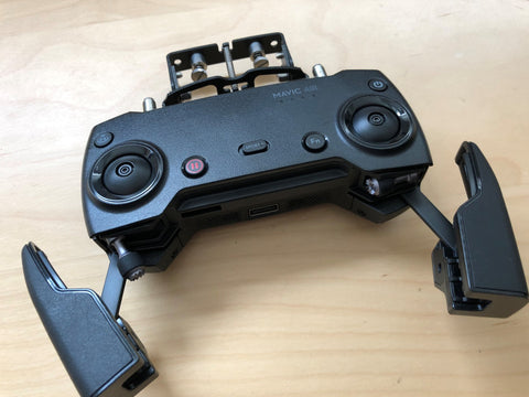 Modified DJI Mavic Air Remote Control