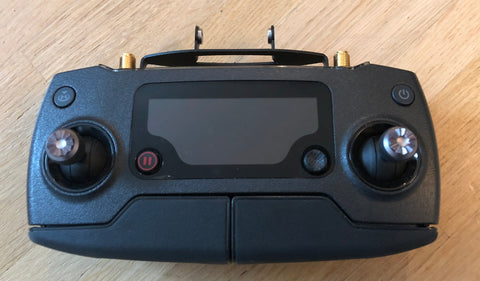 Modified DJI Mavic Remote Control