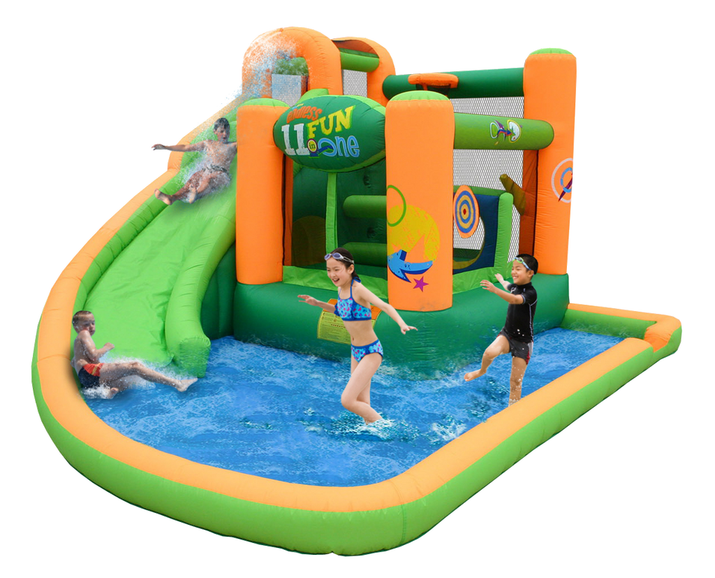 Why Buy an Inflatable Water Slide?