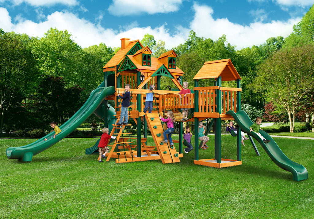 5 Things to Consider When Buying A Swing Set