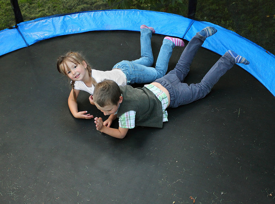 Why there are different types of trampolines?
