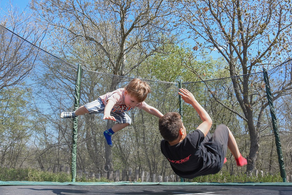 The Difference Between a Trampoline and a Rebounder