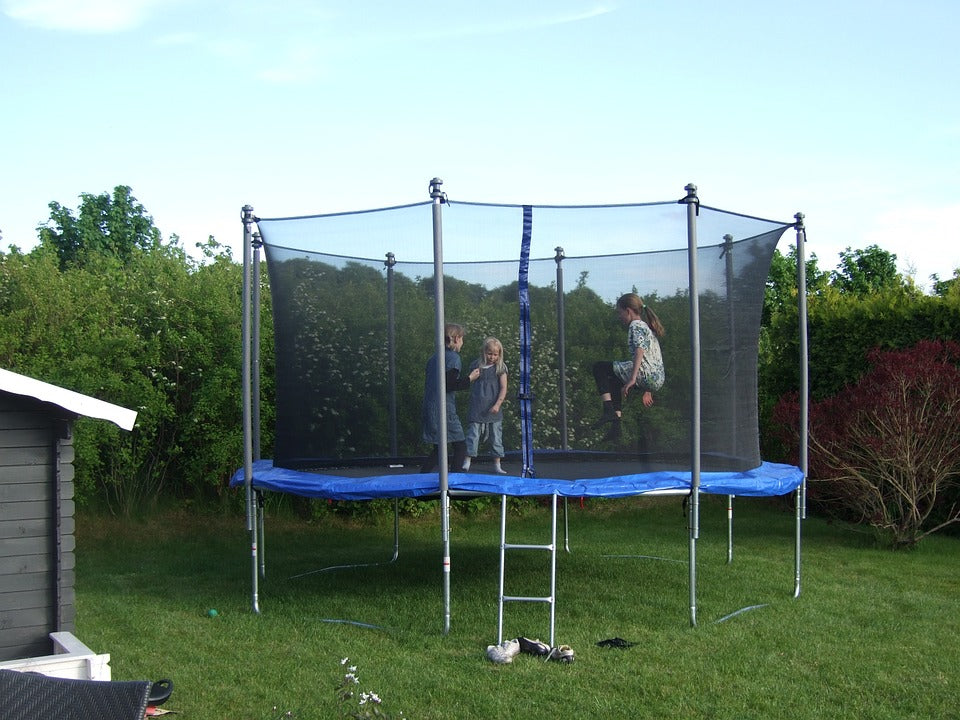 How to Keep Kids Safe on Trampolines