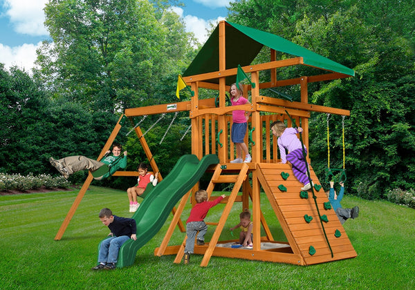 Gorilla Playsets Sun Valley I Swing Set (01-0010)