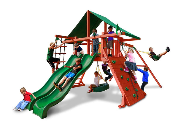 Gorilla Playsets Sun Valley Extreme Swing Set (01-0041-1)