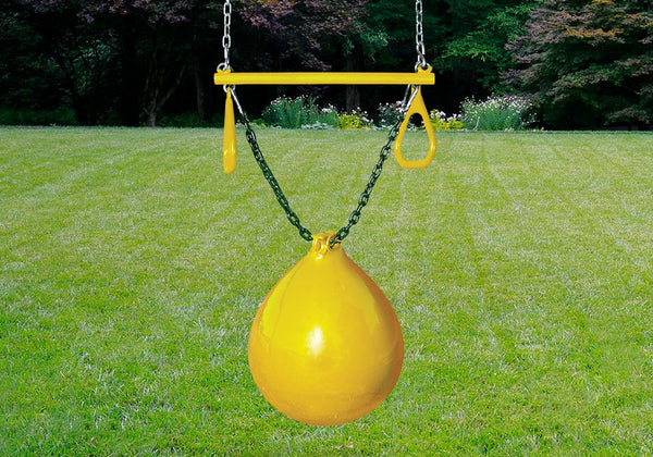 Gorilla Playsets The Buoy Ball with Trapeze Bar (04-0012-Y/Y)