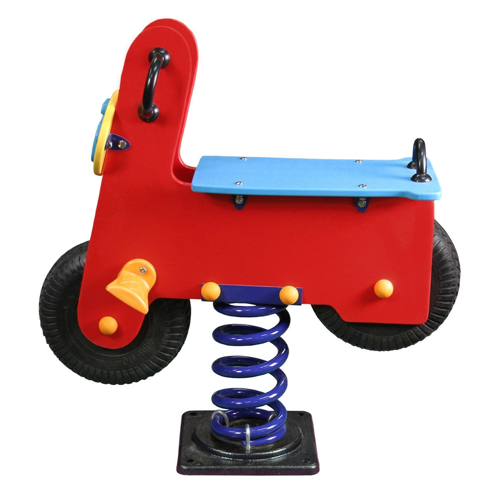 Gorilla Playsets Super-Scooter Spring Rider (29-5012)