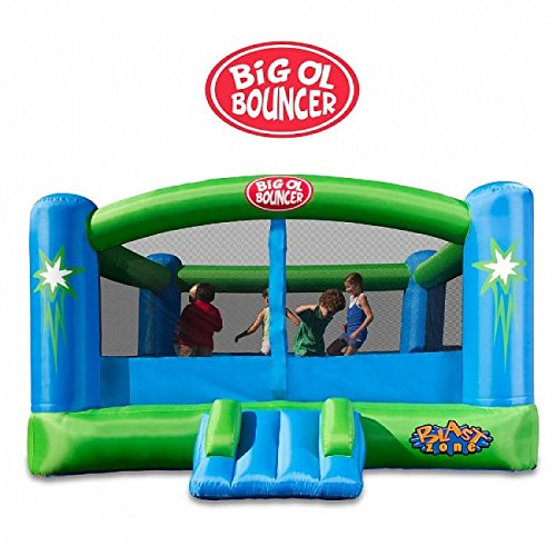 Blast Zone Big Ol Bouncer Inflatable Moonwalk
