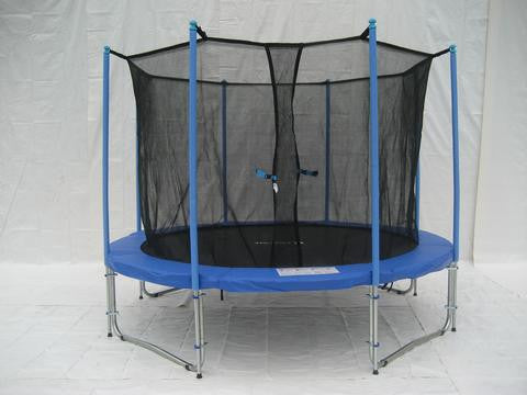 EXACME 14 FT INNER TRAMPOLINE W/ ENCLOSURE NET LADDER ALL-IN-ONE COMBO C14 (6181-C14)