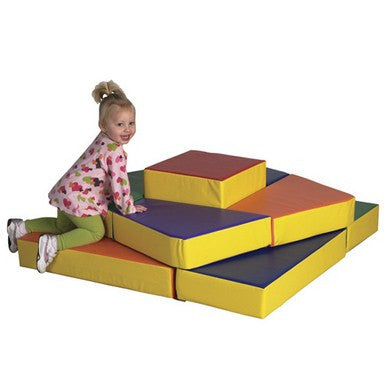 ECR4Kids SoftZoneå¨ Tri-Level Climber (ELR-12616)